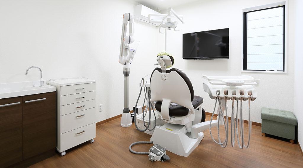 インプラント治療設備の進歩