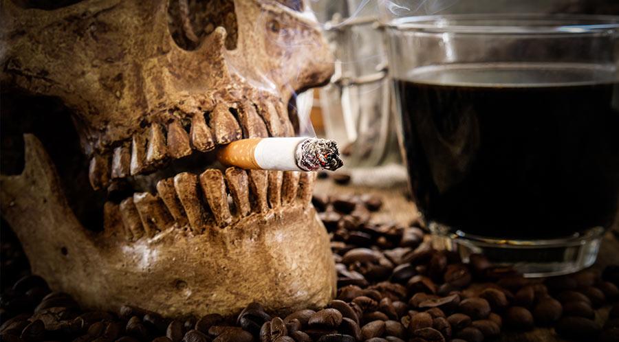 インプラントに喫煙はダメ