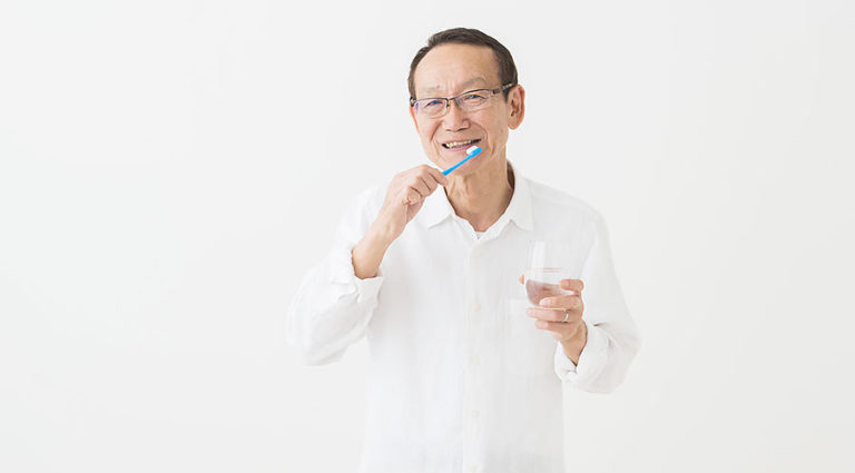 健康寿命と歯の関係